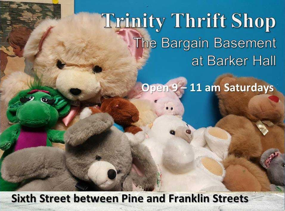 Trinity Thrift Shop